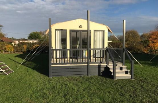 New Hay Safari Lodge