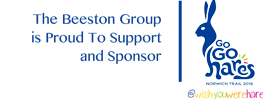 The Beeston Group supports and sponsors Go Go Hares