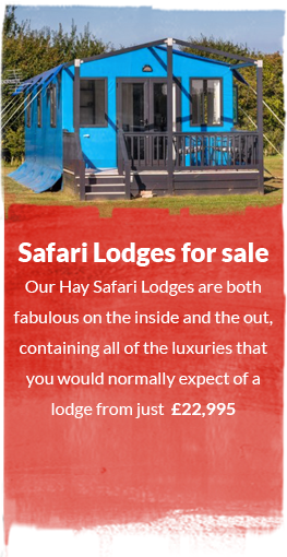 Hay Safari Lodges for Sale