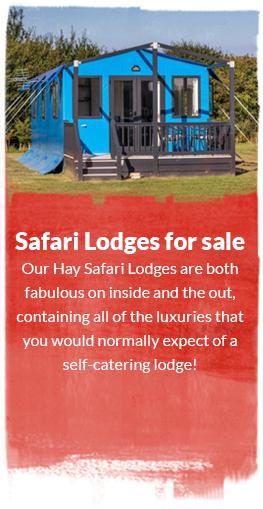 Hay Safari Lodges for Sale